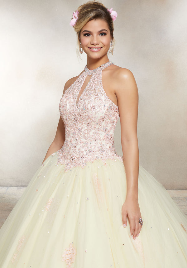 VALENCIA  BY MORI LEE 60072 QUINCEANERA DRESS