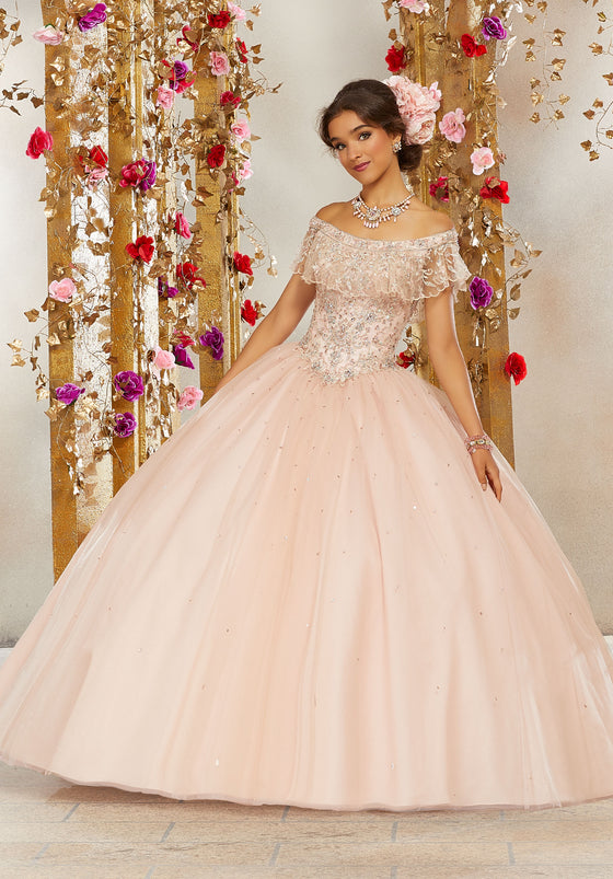 VALENCIA  BY MORI LEE 60075 QUINCEANERA DRESS