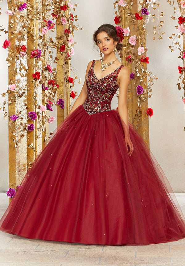 VALENCIA  BY MORI LEE 60079 QUINCEANERA DRESS