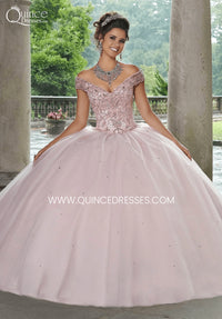 VALENCIA  BY MORI LEE 60105 QUINCEANERA DRESS