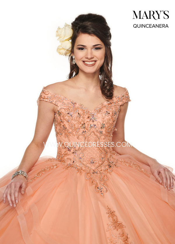 MQ2083 Marys Quinceanera