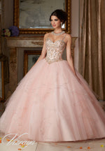 VIZCAYA BY MORI LEE 89101  QUINCEANERA DRESS