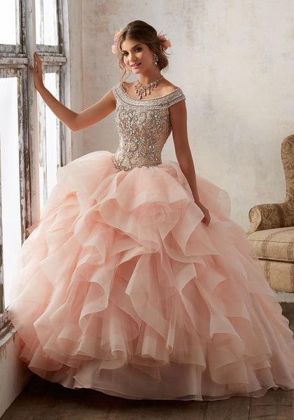 Quinceanera Dress 89138 Vizcaya Collection