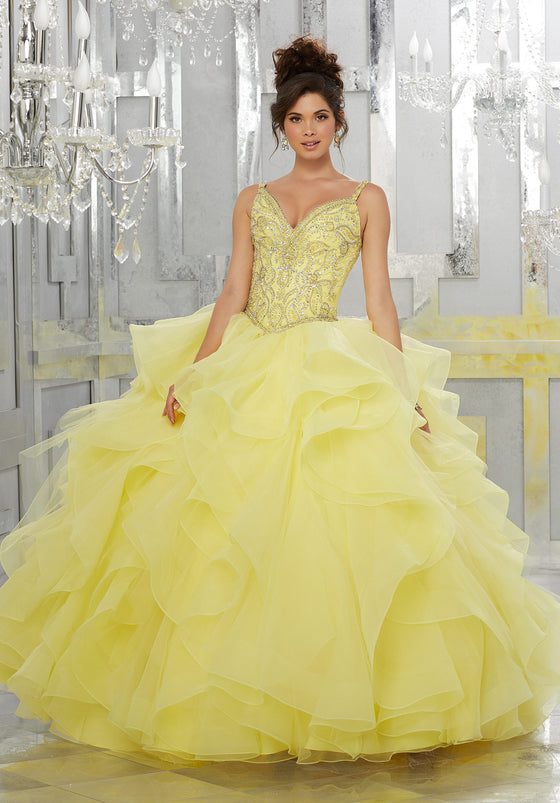 8e01be6282 VIZCAYA BY MORI LEE 89148 QUINCEANERA DRESS