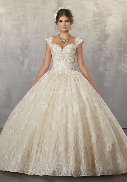 Quinceanera Dress 89179 Vizcaya Collection