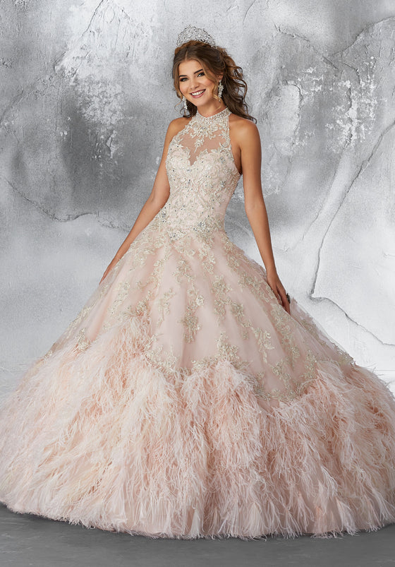 Quinceanera Dress 89200 Vizcaya Collection