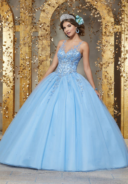 VIZCAYA BY MORI LEE 89223 QUINCEANERA DRESS
