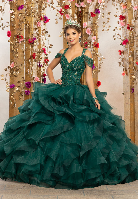 VIZCAYA BY MORI LEE 89226 QUINCEANERA DRESS