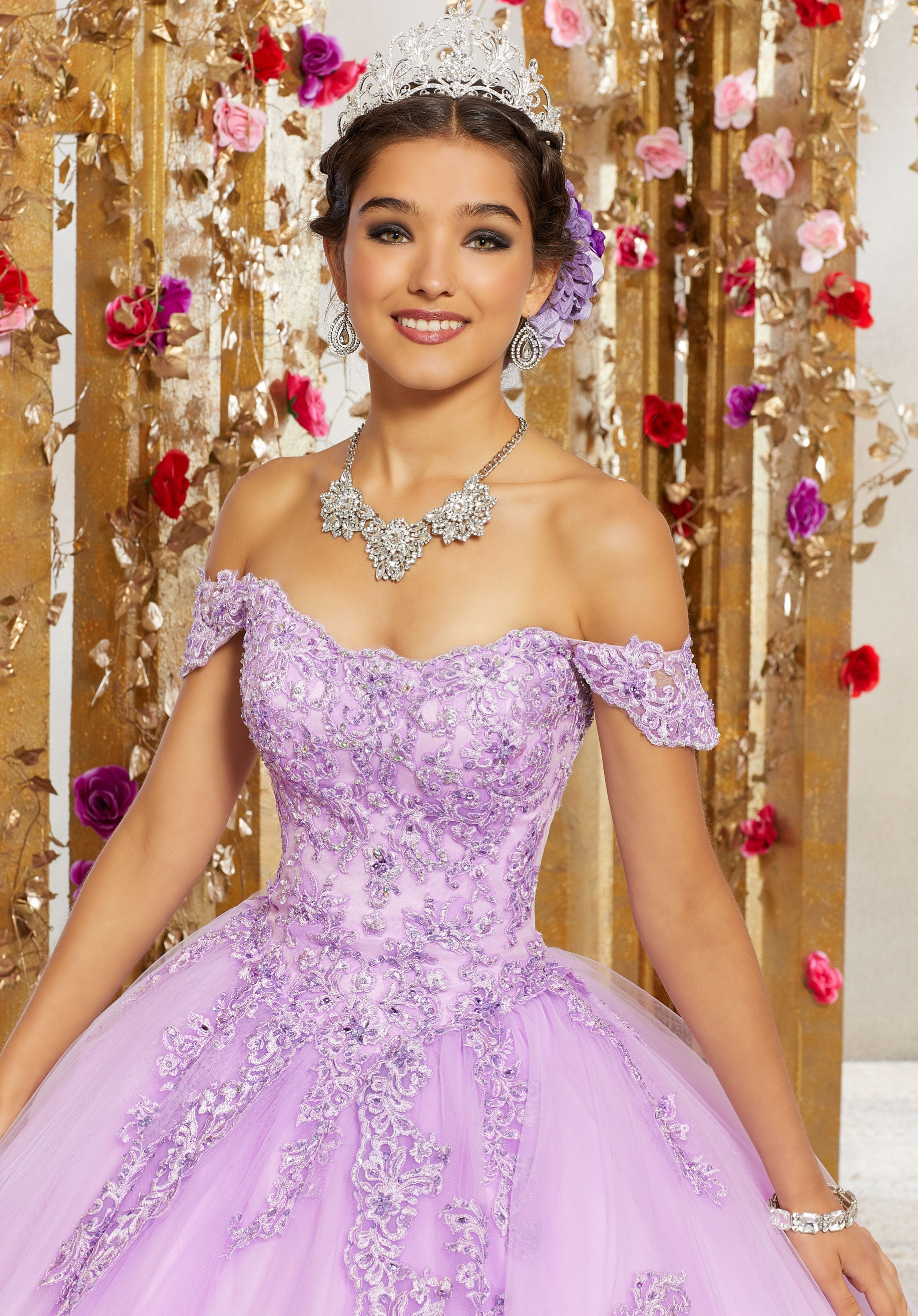 270f3bb6d8d Light Purple Quinceanera Dresses With Straps - Gomes Weine AG