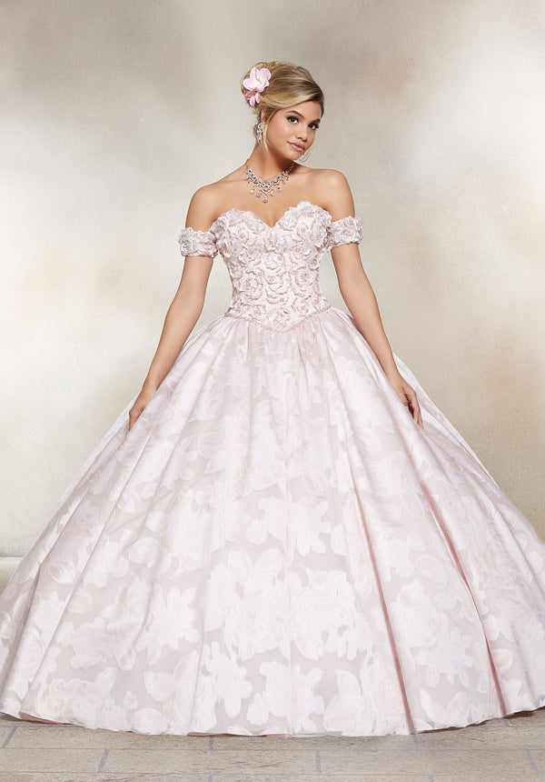 VIZCAYA BY MORI LEE 89232 QUINCEANERA DRESS