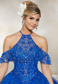 VIZCAYA BY MORI LEE 89234 QUINCEANERA DRESS