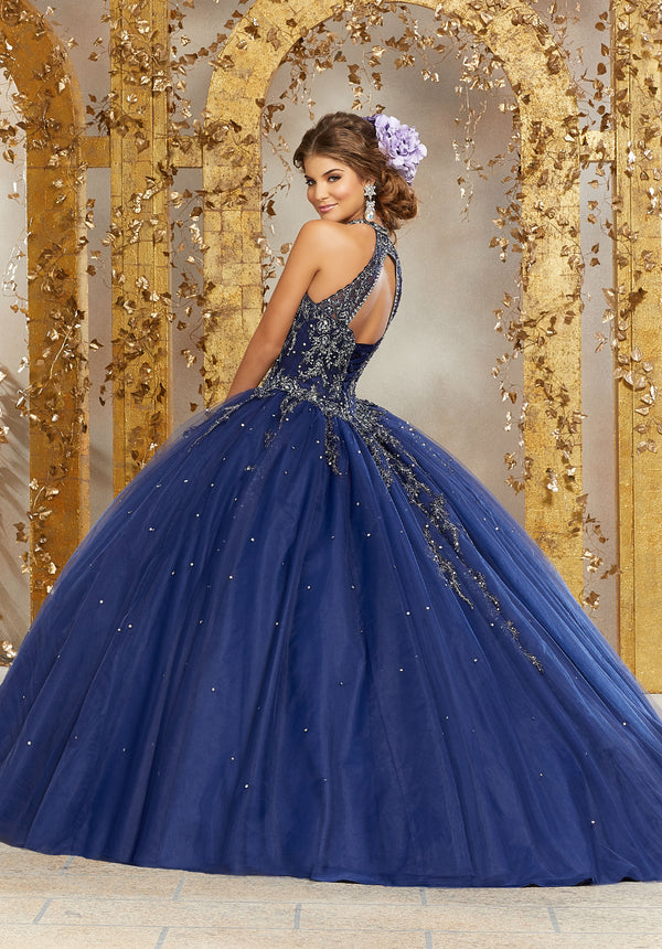 VIZCAYA BY MORI LEE 89236 QUINCEANERA DRESS