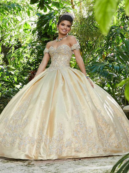 VIZCAYA BY MORI LEE 89242 QUINCEANERA DRESS