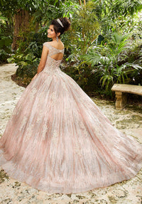 VIZCAYA BY MORI LEE 89243 QUINCEANERA DRESS
