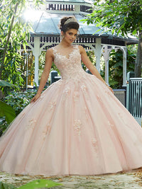 VIZCAYA BY MORI LEE 89244 QUINCEANERA DRESS