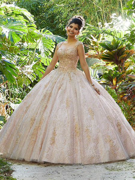 VIZCAYA BY MORI LEE 89246 QUINCEANERA DRESS