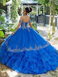 VIZCAYA BY MORI LEE 89247 QUINCEANERA DRESS