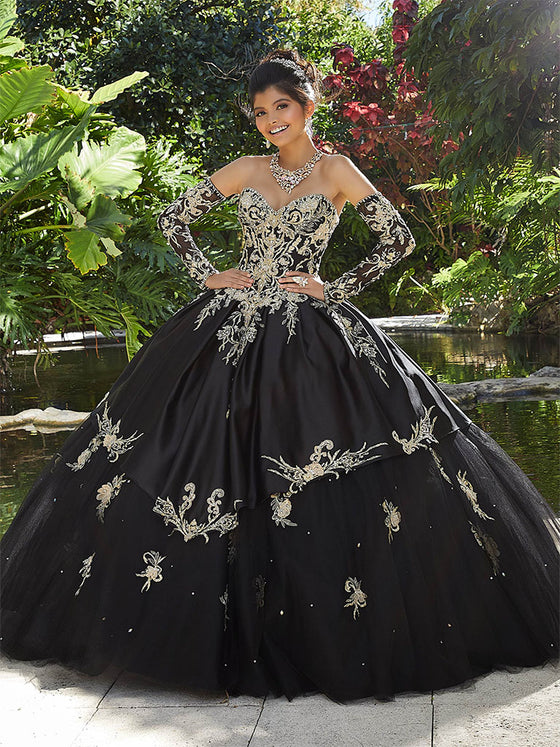 VIZCAYA BY MORI LEE 89248 QUINCEANERA DRESS
