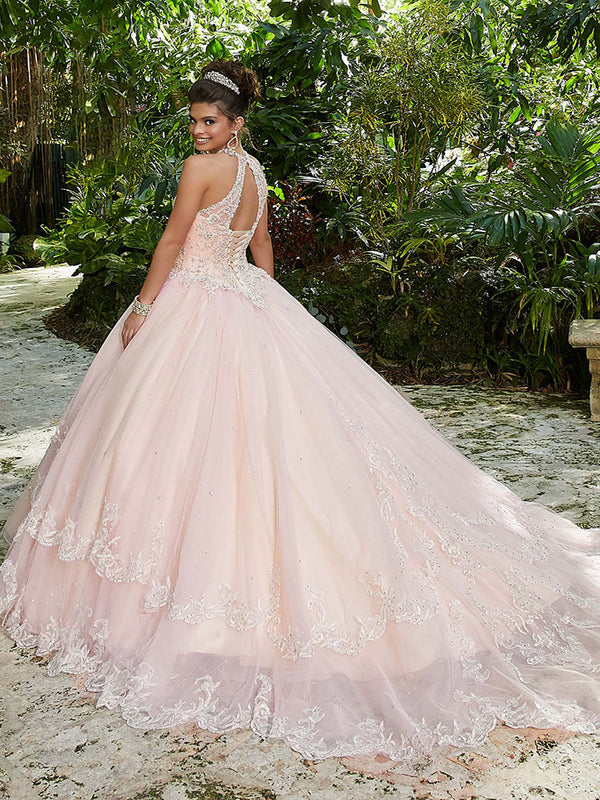 VIZCAYA BY MORI LEE 89256 QUINCEANERA DRESS