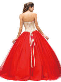 QUINCE COUTURE DESIGNS 9238
