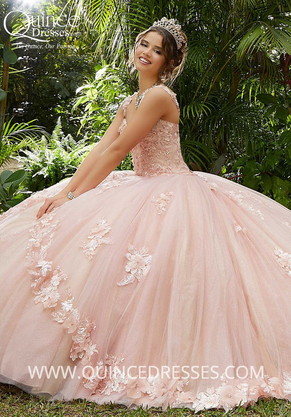 VIZCAYA BY MORI LEE 89286 QUINCEANERA DRESS