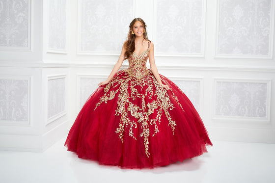 Quinceanera Dress  PR11924   Princesa