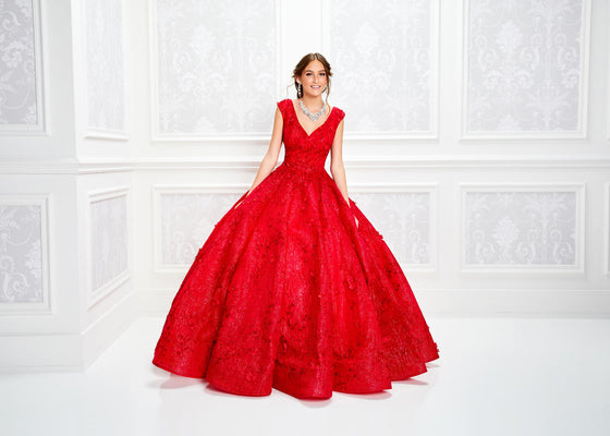 Quinceanera Dress PR11930   Princesa
