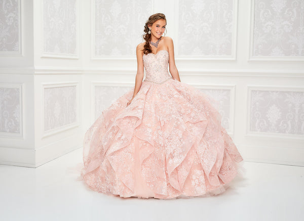 Quinceanera Dress PR11933  Princesa
