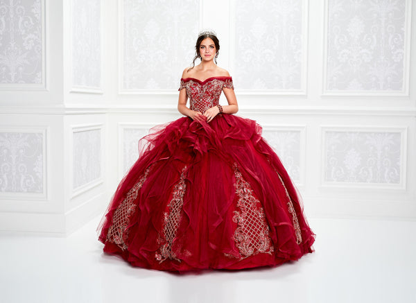 Quinceanera Dress PR11934   Princesa