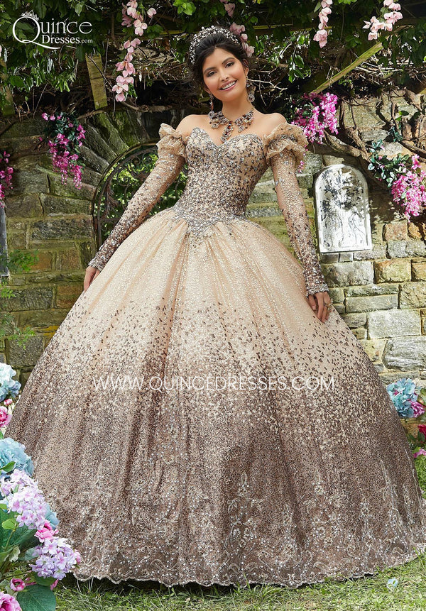 VIZCAYA BY MORI LEE 89278 QUINCEANERA DRESS