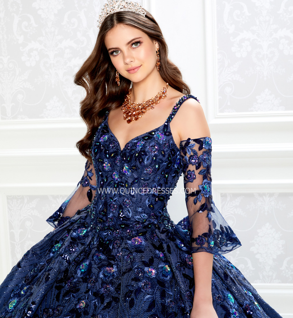Princesa Dress PR22023 by Ariana Vara