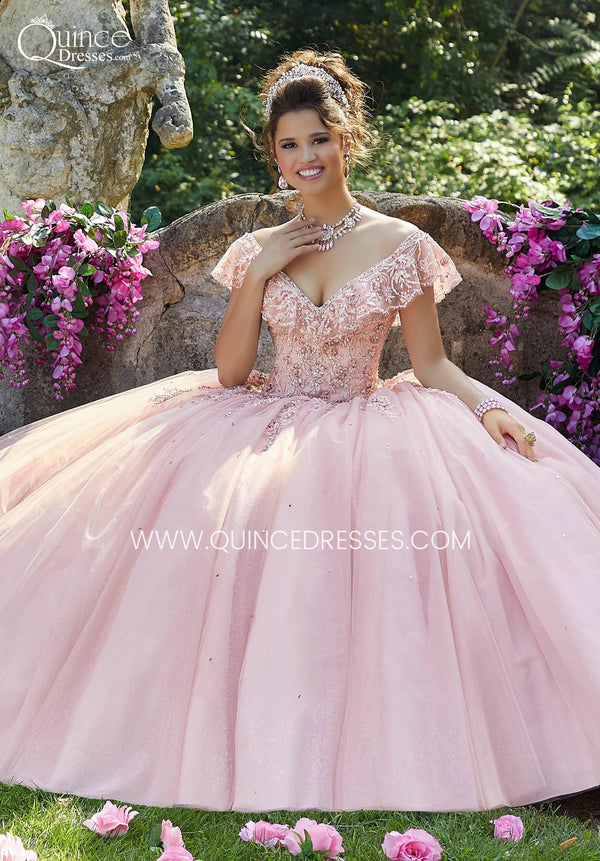VIZCAYA BY MORI LEE 89276 QUINCEANERA DRESS