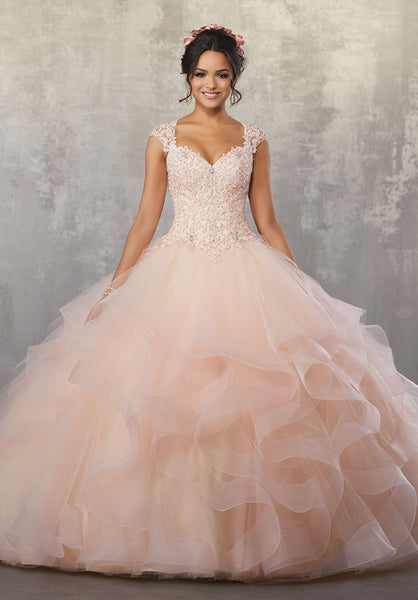 Quinceanera Dress 89177 Vizcaya Collection