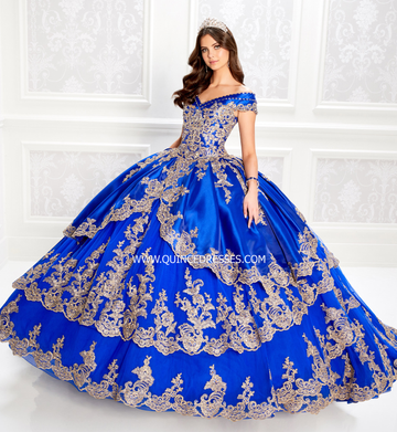 Princesa Dress PR22029 by Ariana Vara