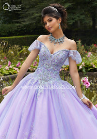 VIZCAYA BY MORI LEE 89271 QUINCEANERA DRESS