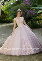 VIZCAYA BY MORI LEE 89282 QUINCEANERA DRESS
