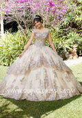 VIZCAYA BY MORI LEE 89294 QUINCEANERA DRESS