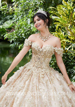 VIZCAYA BY MORI LEE 89289 QUINCEANERA DRESS