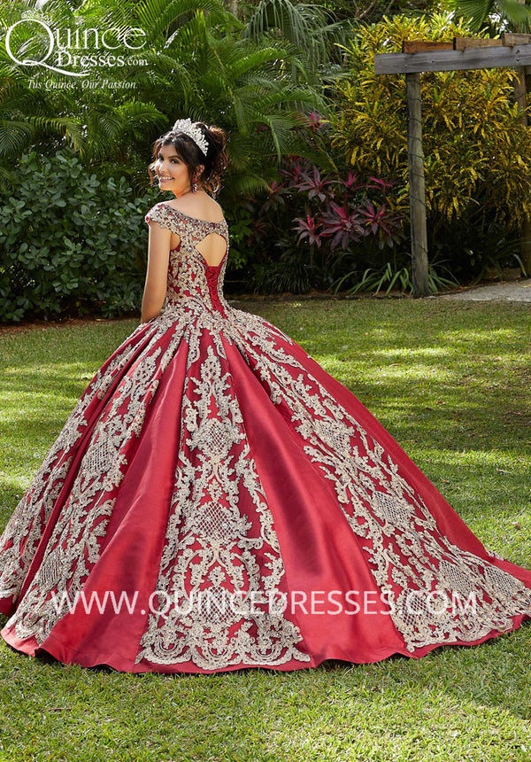 VIZCAYA BY MORI LEE 89290 QUINCEANERA DRESS