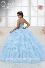 Fiesta Gowns 56353 by House of Wu