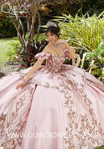 VIZCAYA BY MORI LEE 89285 QUINCEANERA DRESS