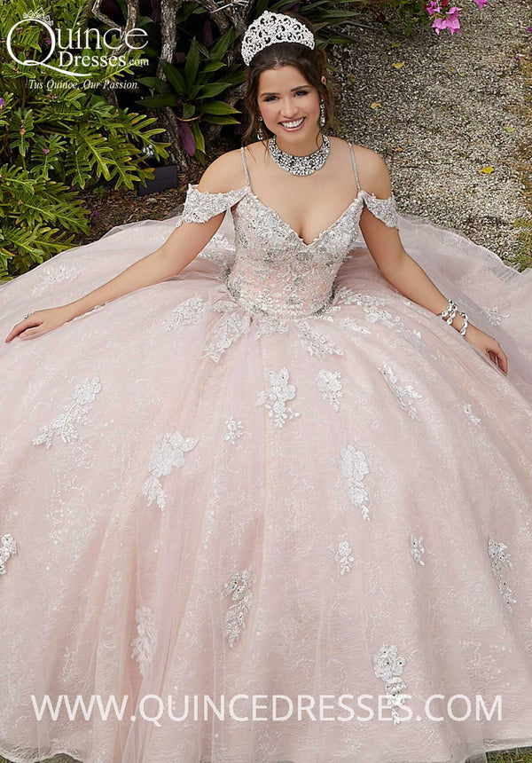 VIZCAYA BY MORI LEE 89281 QUINCEANERA DRESS