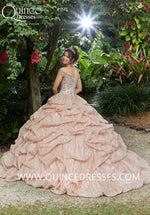 VIZCAYA BY MORI LEE 89296 QUINCEANERA DRESS