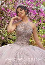 VIZCAYA BY MORI LEE 89284 QUINCEANERA DRESS