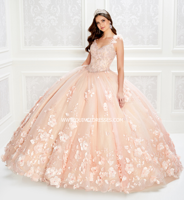 Princesa Dress PR22021NL by Ariana Vara