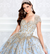 Princesa Dress PR22025 by Ariana Vara