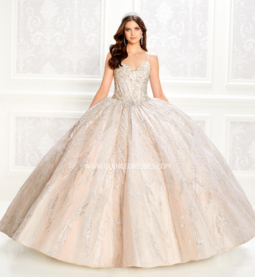 Princesa Dress PR22031 by Ariana Vara