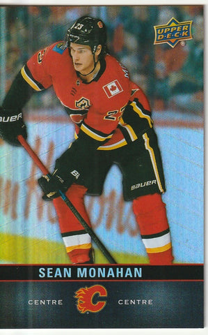 Sean Monahan 2019-20 Tim Hortons Hockey Card