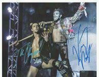 The Kingdom - TK O'Ryan and Vinny Marseglia Autograph 8x10 Photo