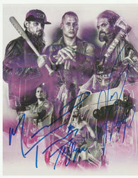 The Kingdom - Matt Taven, TK O'Ryan and Vinny Marseglia Autograph 8x10 Photo